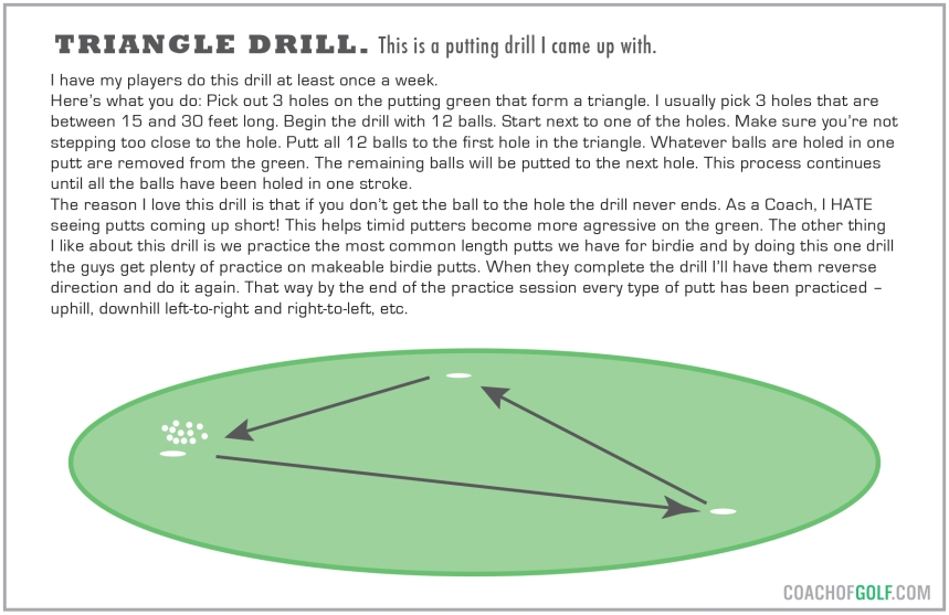 COG 11 Ball Drill